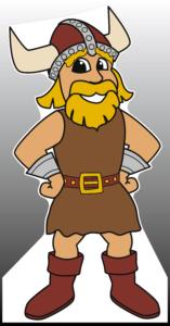 Viking Standee (male)