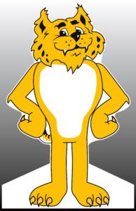 Bobcat (2) Standee