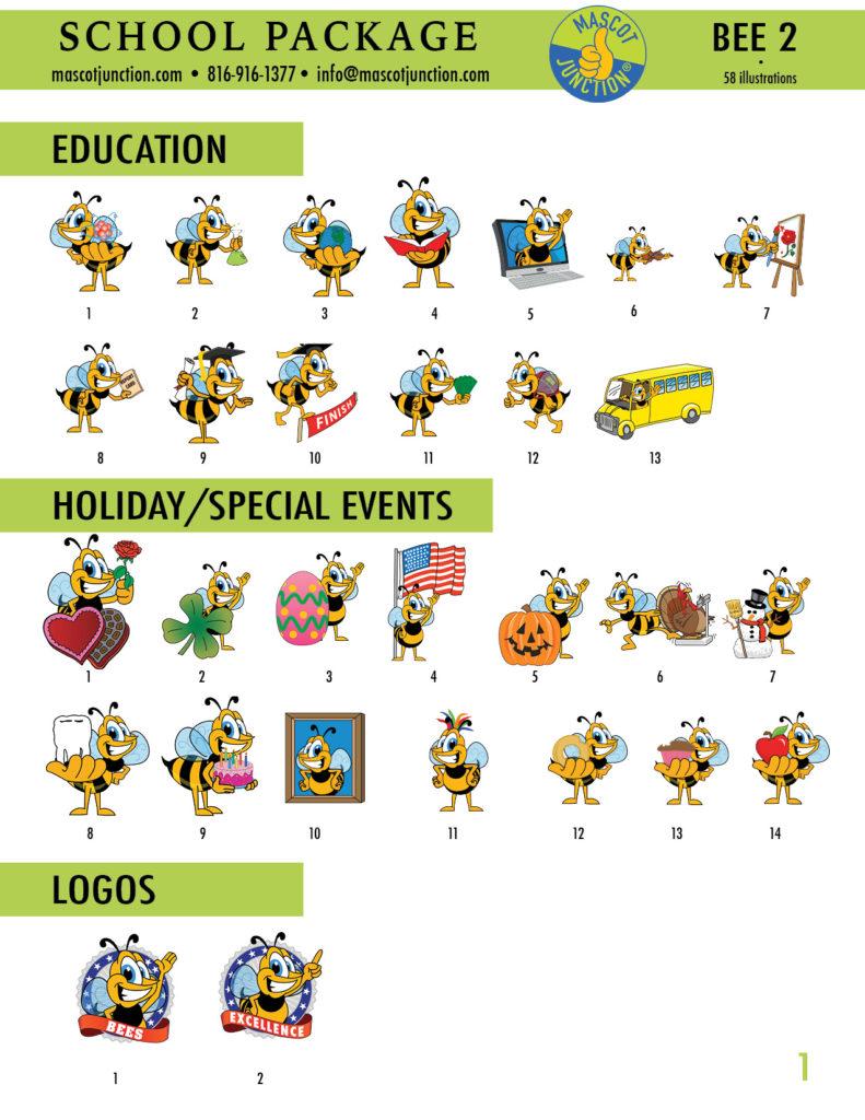 1Bee 2_School Package-Guide