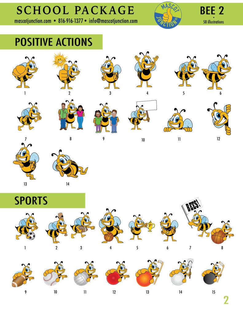 1Bee 2_School Package-Guide2