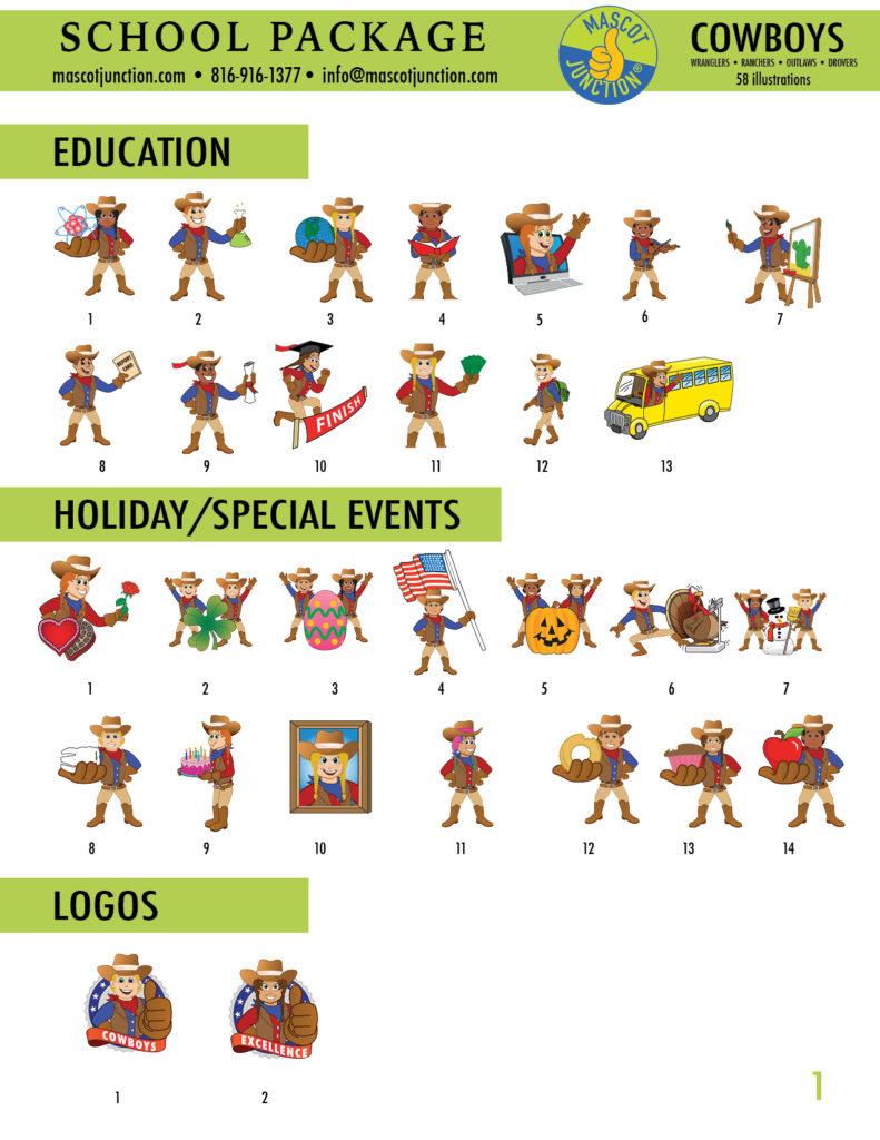 1Cowboy-School Package-Guide