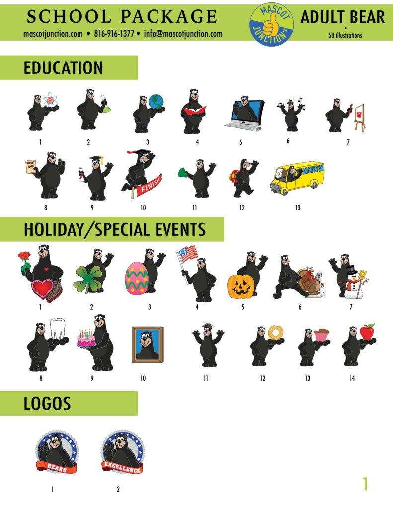 Bear-Adult_School Package-Guide