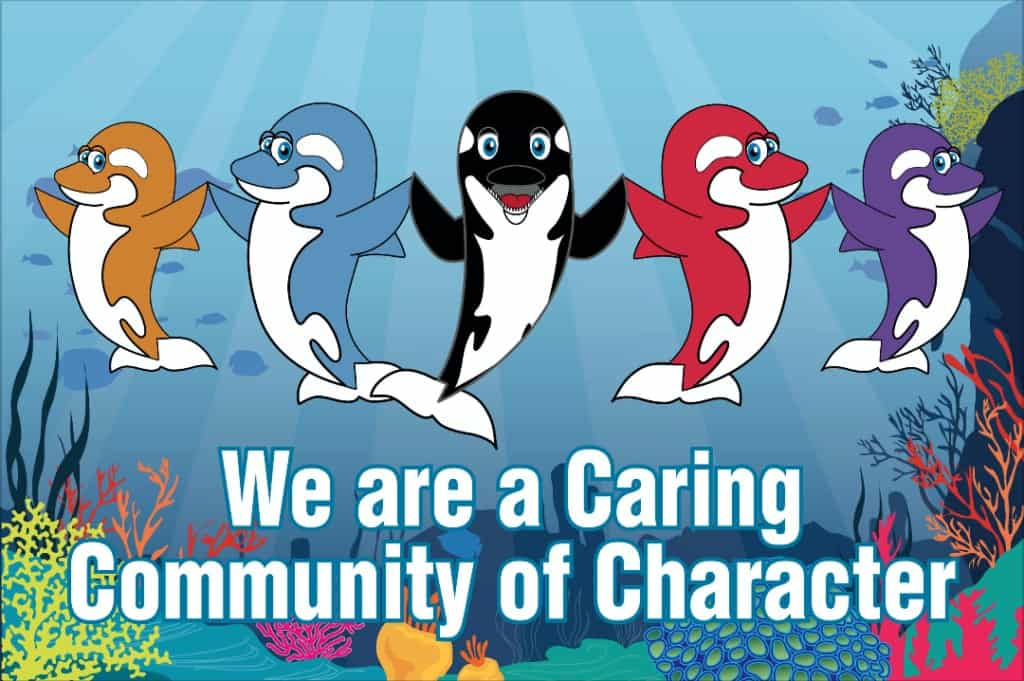 Caring Community Poster
