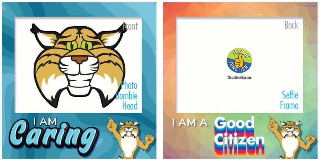 Selfie Frames_Character_Wildcats4