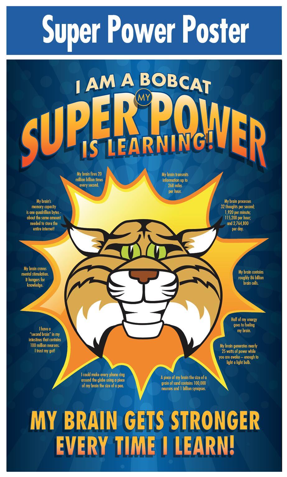 Super Power Poster Bobcat1