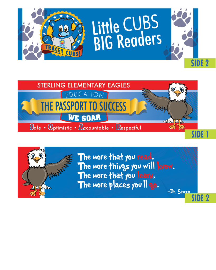 Bookmarks 3