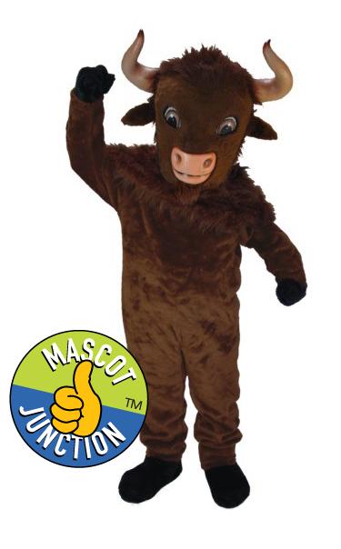 Bison Costume