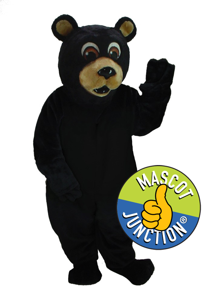 Black Bear Costume