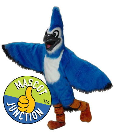 Bluejay Costume