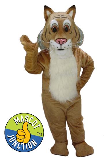 Bobcat Costume