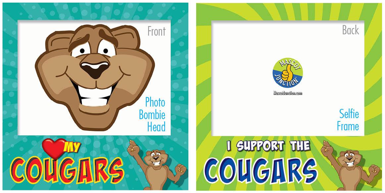 PBIS Selfie Frames Cougar5