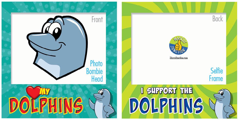 PBIS Selfie Frames Dolphin5