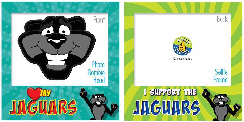 PBIS Selfie Frames Jaguar5