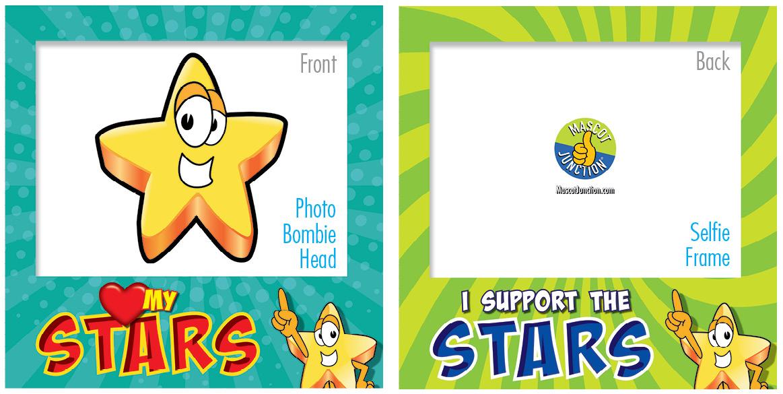 PBIS Selfie Frames_Star5