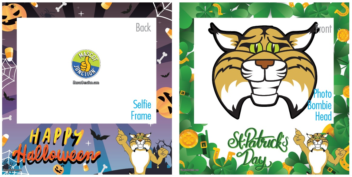 Selfie Frames_Celebration-Bobcat1_3