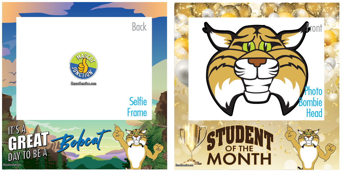 Selfie Frames_Celebration-Bobcat1_4
