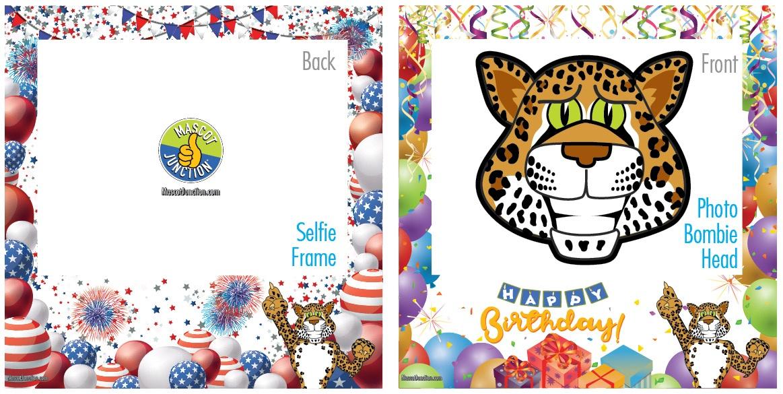 Selfie Frames_Celebration-Cheetah