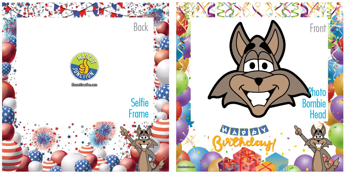 Selfie Frames_Celebration-Coyote