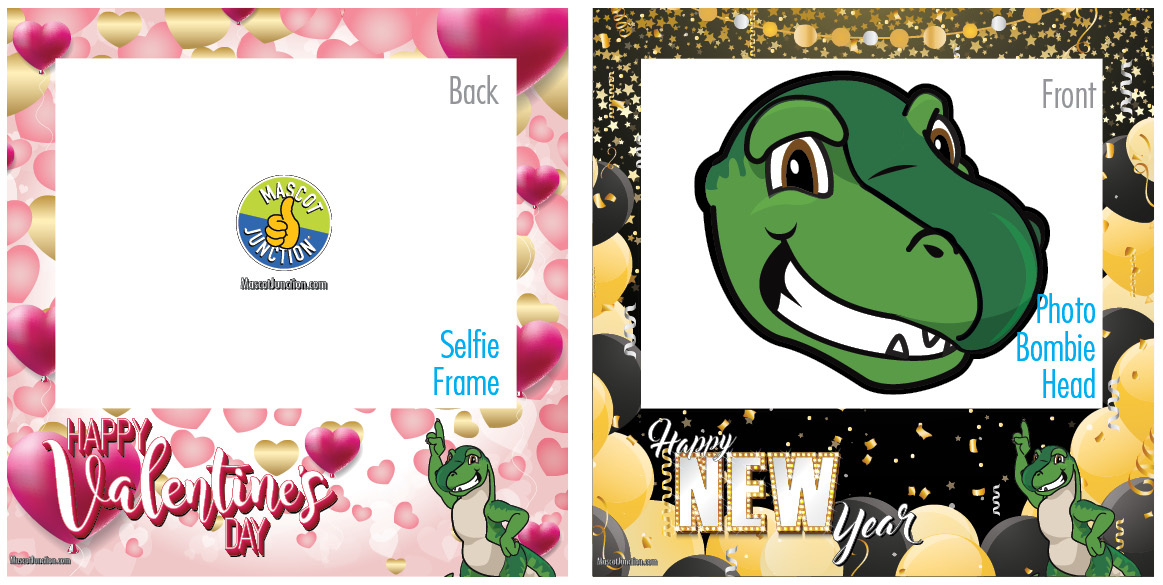 Selfie Frames_Celebration-Dinosaur2