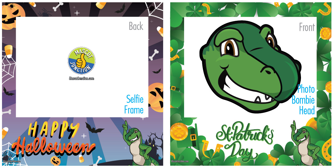 Selfie Frames_Celebration-Dinosaur3