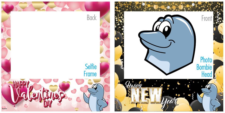 Selfie Frames_Celebration-Dolphin2
