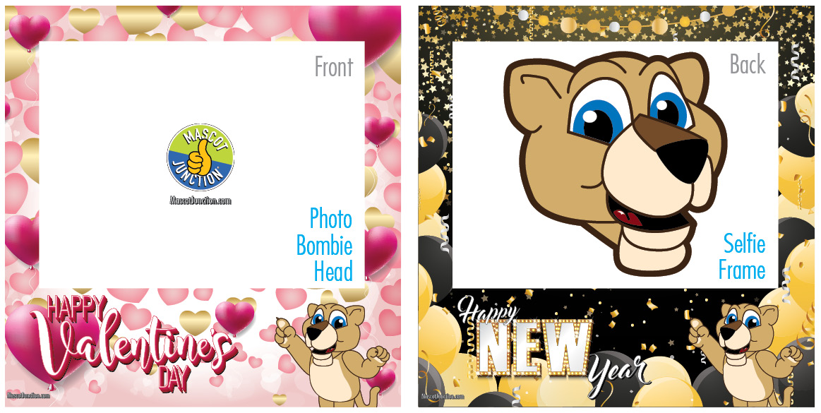 Selfie Frames_Celebration-Lion Cub2