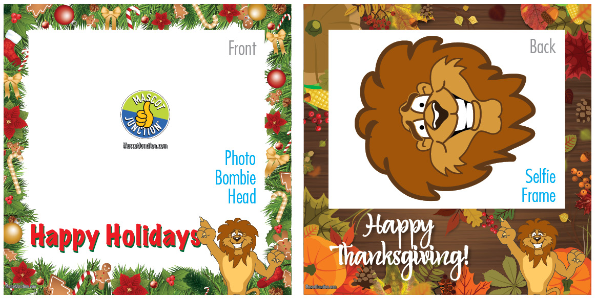 Selfie Frames_Celebration-Lion4