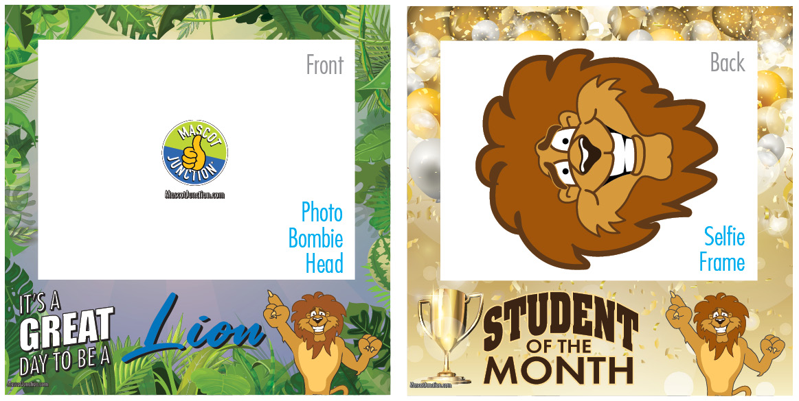 Selfie Frames_Celebration-Lion5