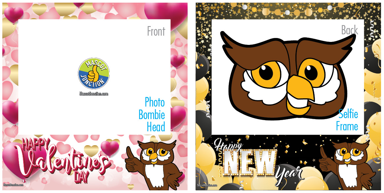 Selfie Frames_Celebration-Owl2