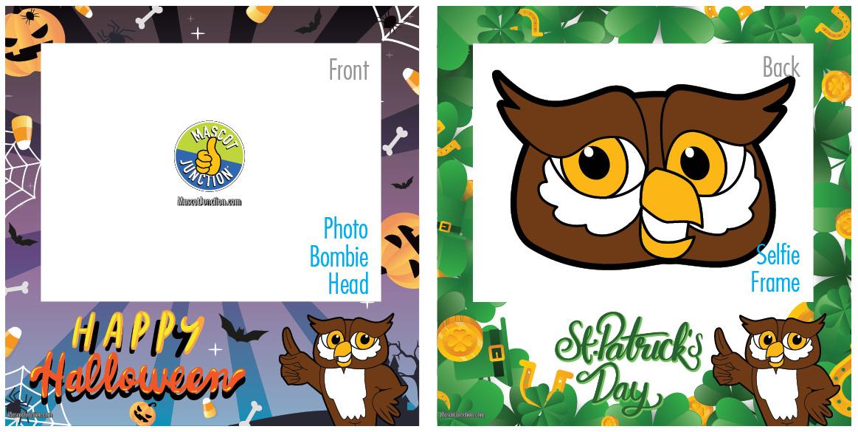 Selfie Frames_Celebration-Owl3