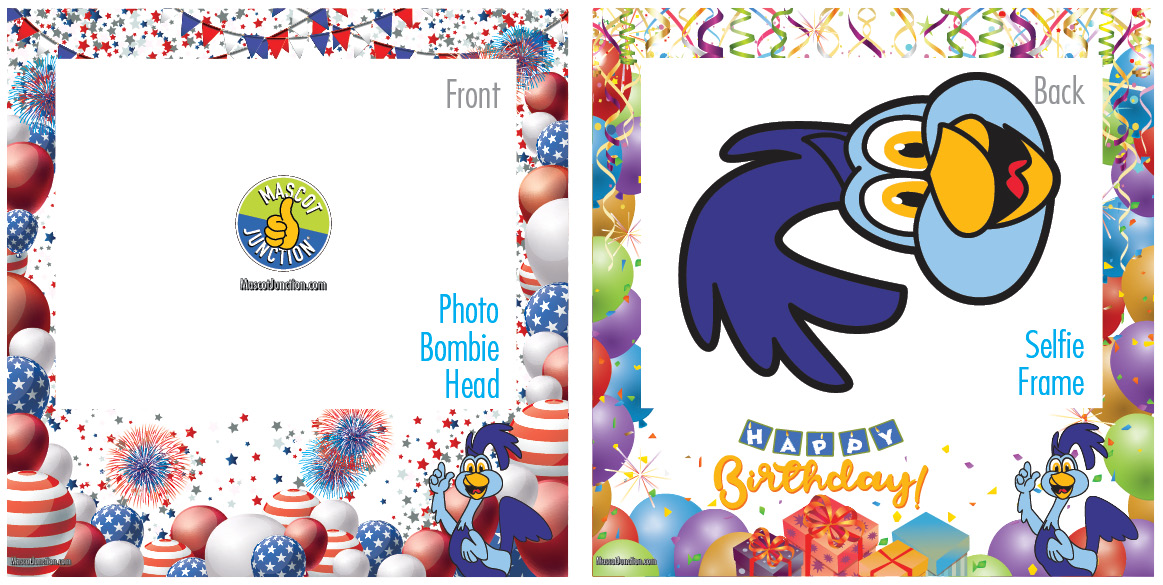 Selfie Frames_Celebration-Roadrunner