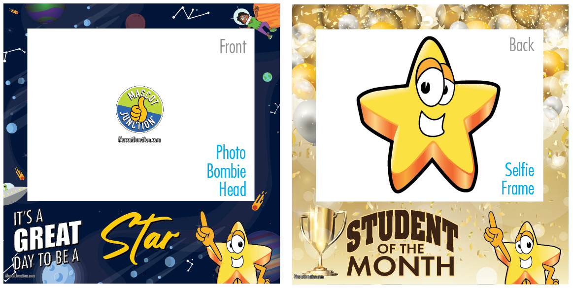 Selfie Frames_Celebration-Star5