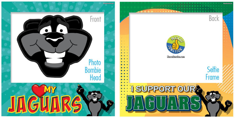 Selfie Frames_Character_Jaguar-Black5