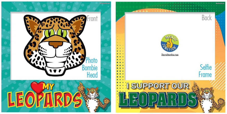 Selfie Frames_Character_Leopard5