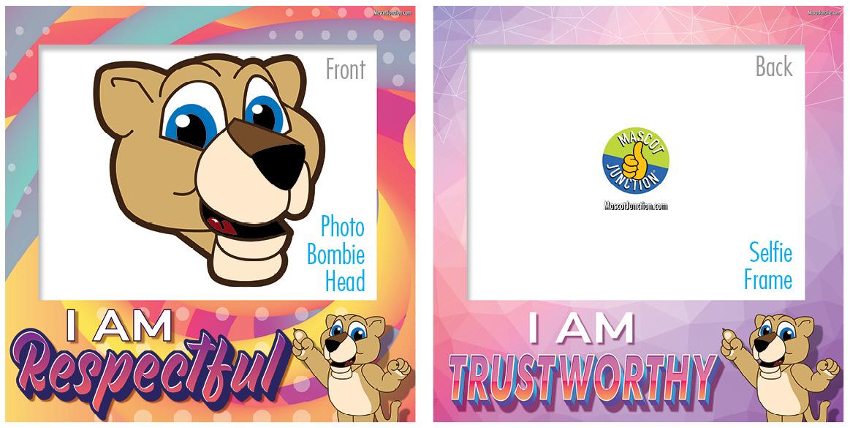 Selfie Frames_Character_LionCubs2