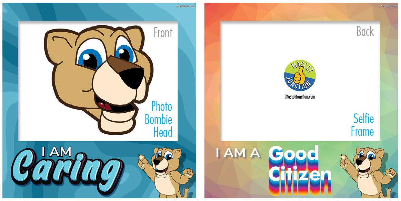 Selfie Frames_Character_LionCubs4