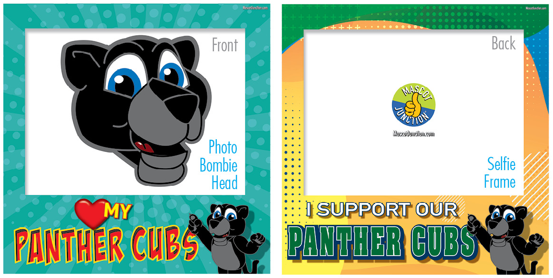 Selfie Frames_Character_PantherCub5