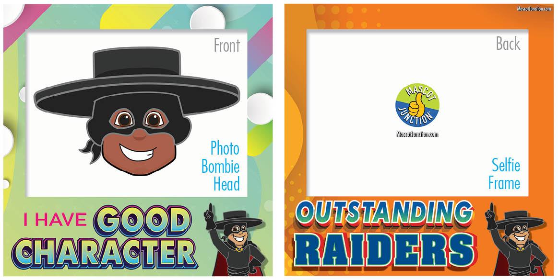 Selfie Frames_Character_Raiders