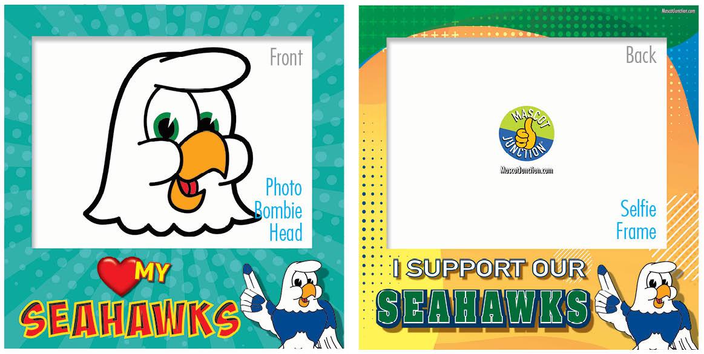 Selfie Frames_Character_Seahawk5