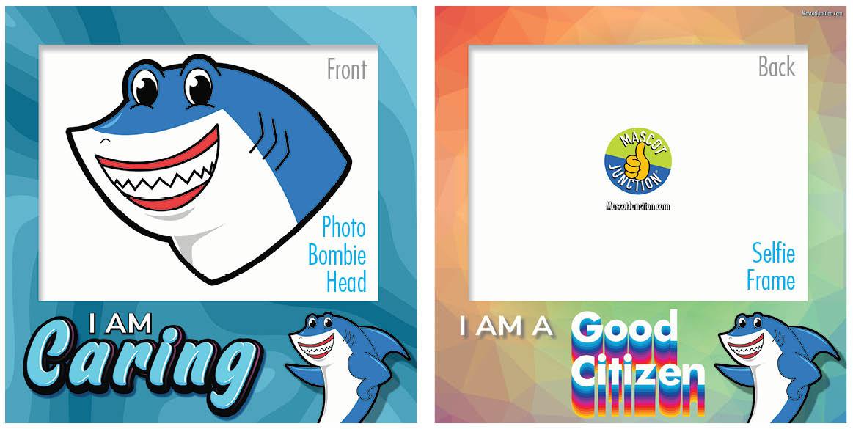 Selfie Frames_Character_Sharks4