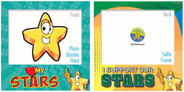 Selfie Frames_Character_Stars5