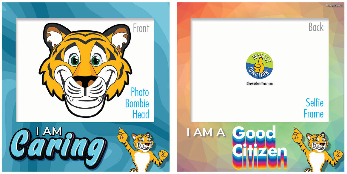 Selfie Frames_Character_Tigers4