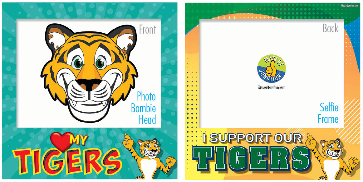 Selfie Frames_Character_Tigers5