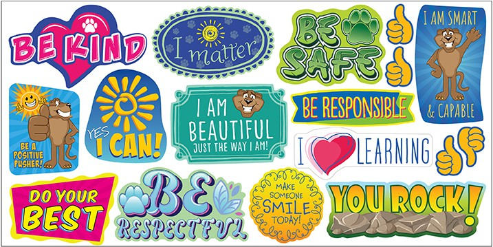 Positive Messages Stickers