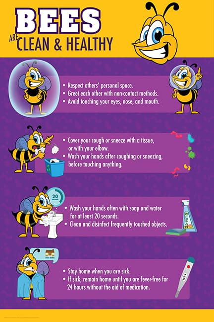 Bee2-Clean and Healthy
