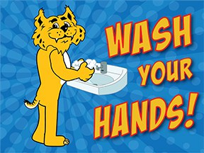 Wash Hands Bobcat2