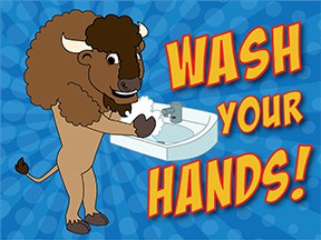 Wash Hands Buffalo