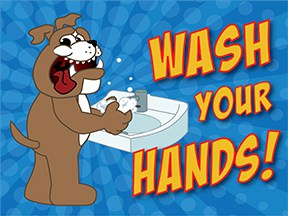 Wash Hands Bulldog2