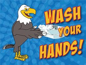 Wash Hands Eagle2