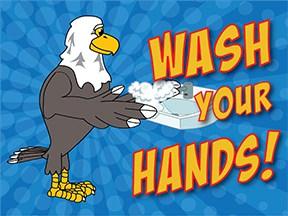 Wash Hands Eagle3